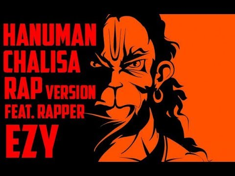 shri hanuman chalisa rap version || ezythebaa