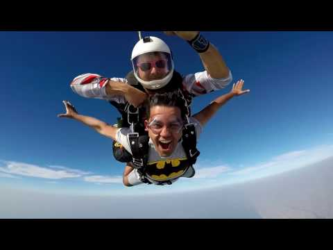 SKYDIVE  Dubai Experience - 20th October 2016