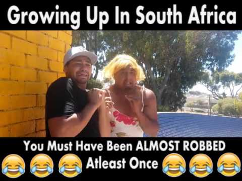 Shakir Chuqy Armed Robbery South Africa Funny Parody