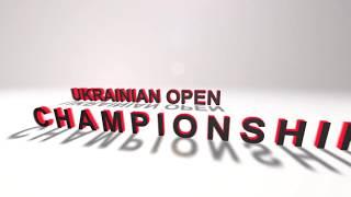 Promo Ukrainian Open Championship 2018