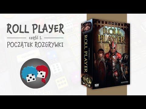 Roll Player #1 - Wprowadzenie, rozgrywka, zasady gry