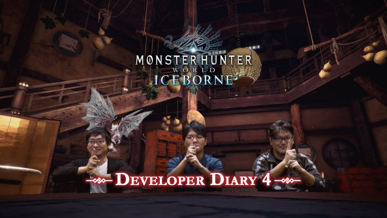 Monster Hunter World: Iceborne - Developer Diary #4 thumbnail