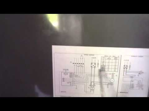 Rheem Furnace Wiring Diagram Clarion Cz302 How To Change Fan Speeds On Rhll Air Handler - Youtube