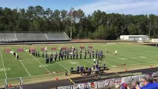 pride of trion high school marching band 2014 golden river festival