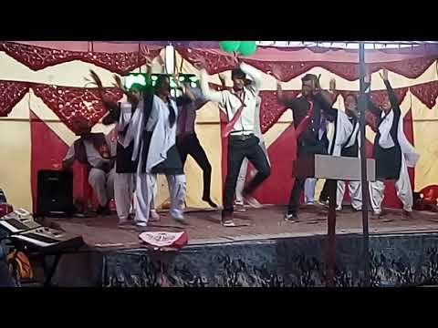 Balle balle yeshu teri saragon dance group