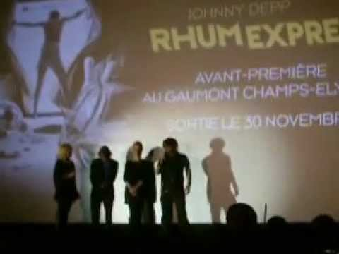 Premiere The Rum Diary