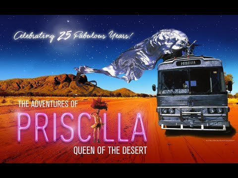 The Adventures of Priscilla, Queen of the Desert – Official Trailer