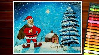 Draw Christmas Celebration