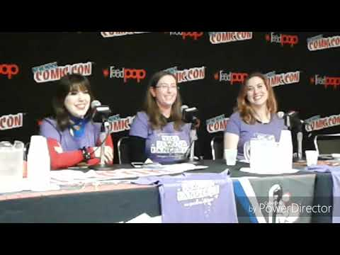 Nice Jewish Fangirls Presents: Jewing Fandom Right | New York Comic Con 2017