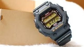 Обзор часов Casio G-Shock GXW-56 The King