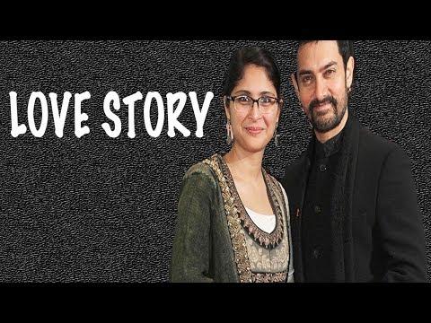 Aamir Khan And Kiran Rao Real Love Story thumbnail
