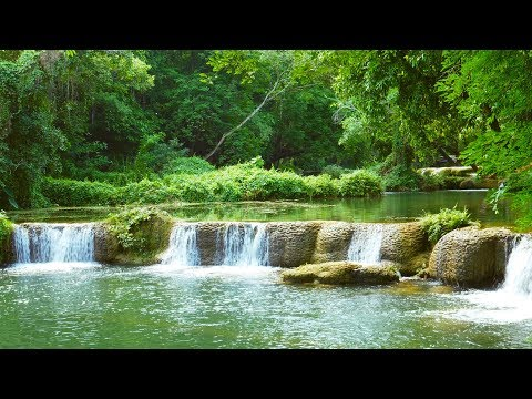 Música Zen Para Dormir e Meditar com Relaxante Som de Água - Paz Interior