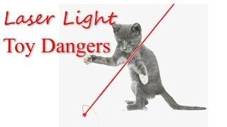 Laser Light Toy Dangers