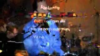 No seas cruel, Alberto Plaza Karaoke