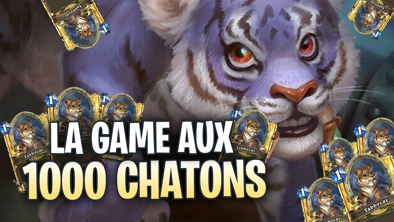 Download LA GAME AUX 1000 CHATONS ! BG TOP 100 EUROPE