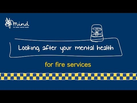 Looking after your mental health | fire services