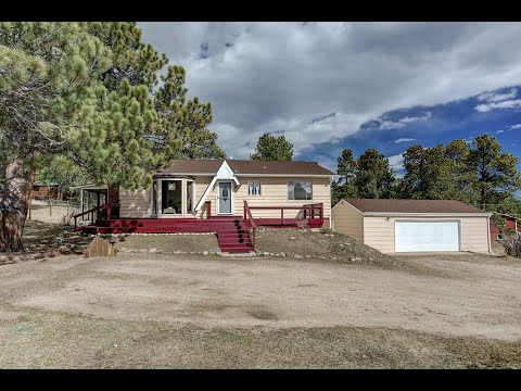 Terry Robinson & The Early-Group presents 5195 S Hatch Drive Evergreen, CO   coloradohomes.com
