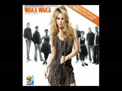 Shakira - Waka Waka (South Africa 2010 World Cup Official Song)