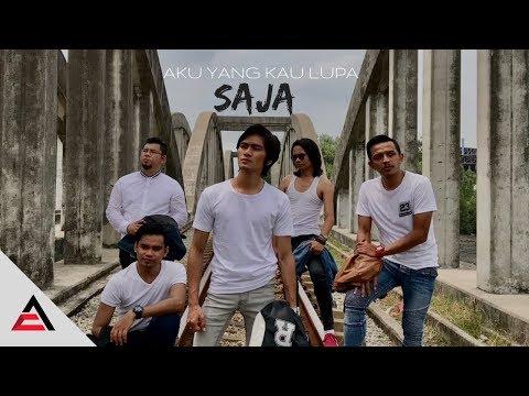 SAJA - Aku Yang Kau Lupa [Official Lyric Video]