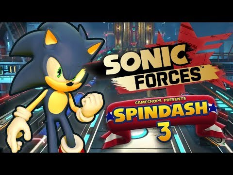 Space Port (Sonic Forces) ~ Tudd & General Offensive Remix (ft. Zach Frazier) ~ Spindash 3