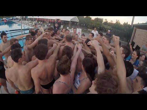 Notre Dame Swimming Training Trip 2019-2020