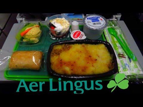 TRIP REPORT   Aer Lingus A330-200   Toronto to Dublin   ECONOMY CLASS   Full Flight!
