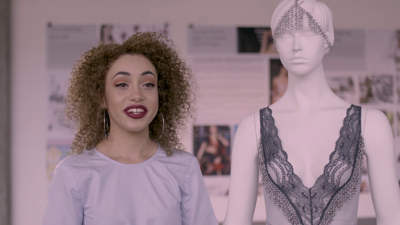 70 Years Of Contour Fashion At Dmu Youtube