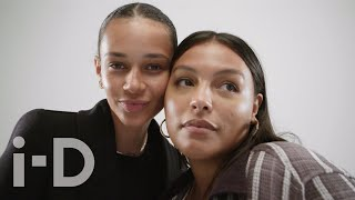 Paloma Elsesser & Binx Walton Talk Hair Issues, Isolation And Mixed Identities  | i-D
