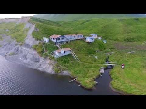 DJI Phantom 4 - Kodiak Island, Alaska (4K)
