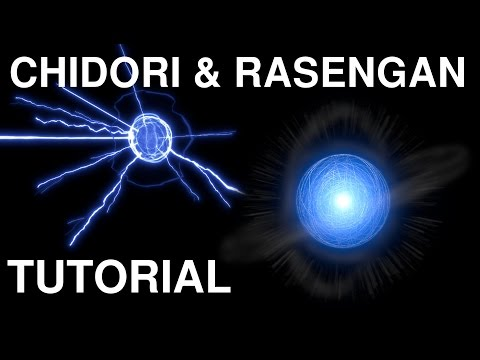 How to make Chidori & Rasengan in REAL LIFE (simple & quick TUTORIAL)