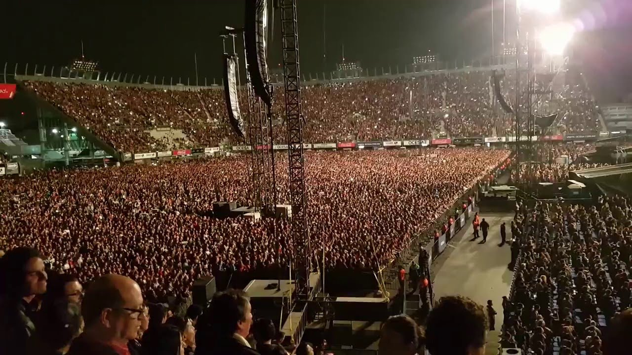The Rolling Stones Ol 233 Tour Live Foro Sol Mexico City 14