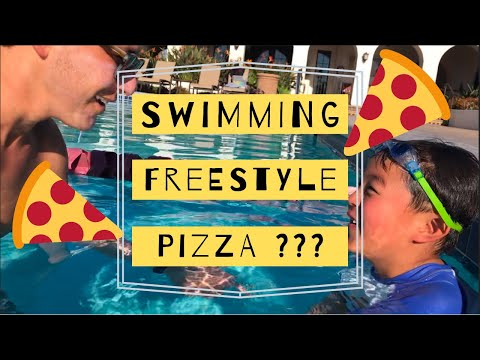 Learing To Swim Freestyle