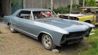 1963 Buick Riviera Restoration Project