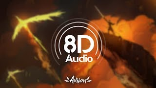 Linkin Park - Burn It Down | 8D Audio