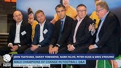 Male Champions of Change - Women in Football Forum