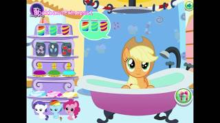 My Little Pony Games For Kids - My Little Pony Bath Games