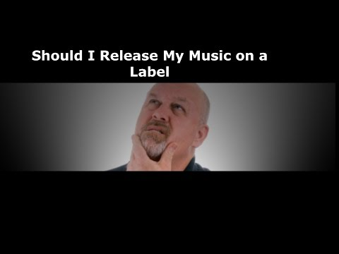 Should I Release Music On A Label Or For Free
