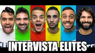 INTERVISTA A SEI! - ELITES