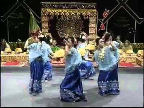 Tari Padduppa Bosara   Tari Tradisional Sulawesi Selatan