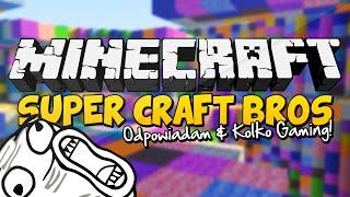 Minecraft: SUPER CRAFT BROS - ODPOWIADAM & KOLKO GAMING!