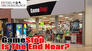 In this episode we take a look at gamestop. they've announced hundreds of store closures and huge quarterly loss.-=social media=-twitter: @ret_archaeologyi...