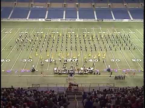 James Bowie High School OPE 2004 - Mysteries of the Fifth Sun (BOA San Antonio Finals)