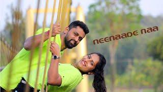 MEGHANA + PRABHU | Neenaade Naa -Yuvarathnaa Kannada | Puneeth Rajkumar | 2021