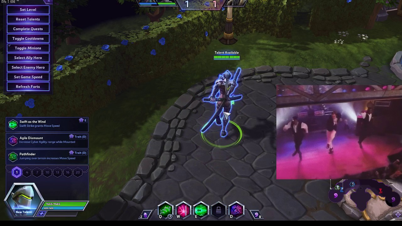 how to use heroes of the storm emotes
