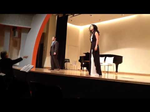 Suzel, Buon Di - L'Amico Fritz (Mascagni) Sara Papini/Benito Rodriguez