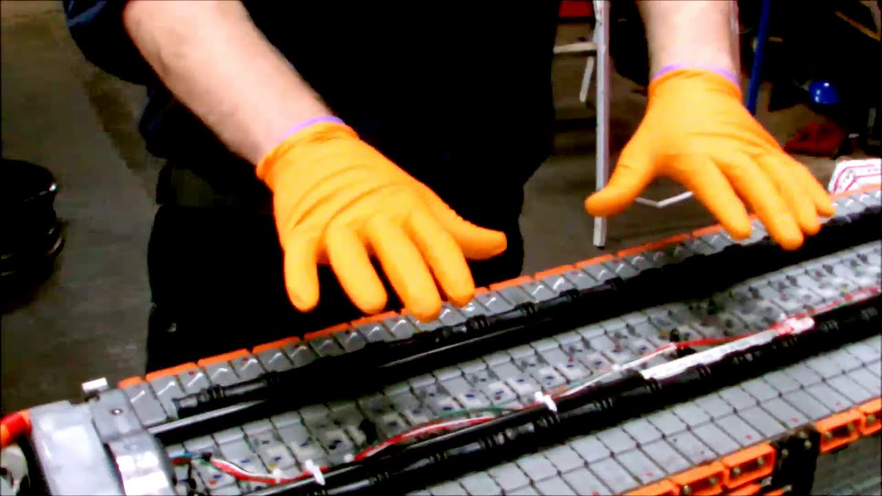 Toyota Prius Hybrid Battery Repair Generation One