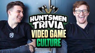 DO HUNTSMEN KNOW VIDEOGAME CULTURE? | HUNTSMEN TRIVIA