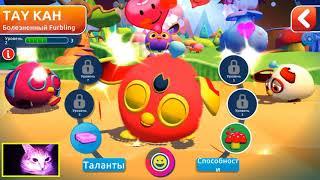 Furby Connect World Part 110 Video game Eggs surprise Мультик игра Пушистики Ферби с сюрпризами