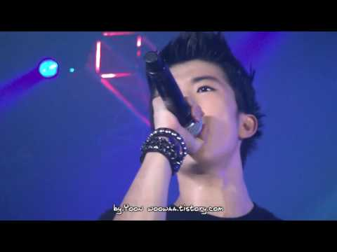100808 2pm - thank you (wooyoung ver)