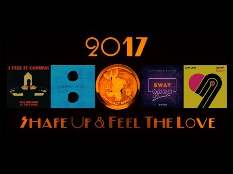 2017 Spring Mashup - $hape Up & FeeI The Love - Happy Cat Disco